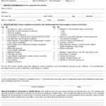 DOT Medical Form free
