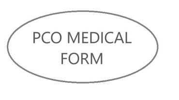 pco medical form