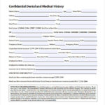 Medical History Form - 9+ Free PDF Documents Download