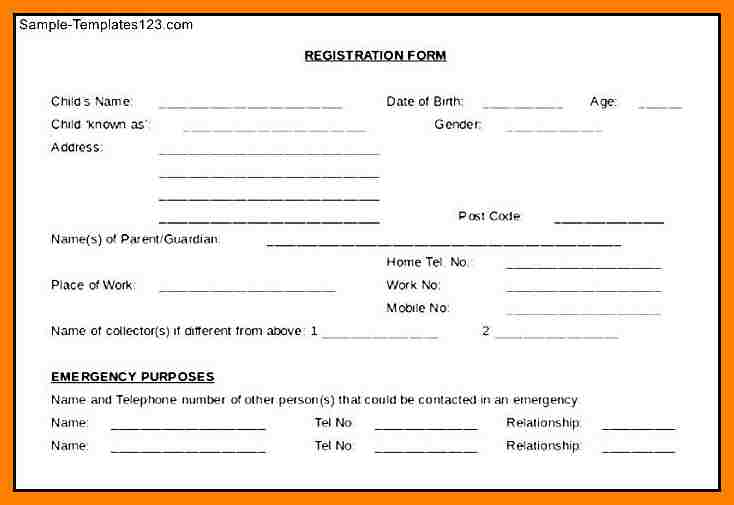 Medical Release Forms Free Sample