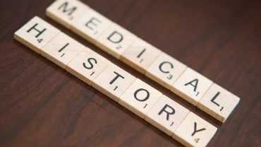 Medical History Form Printable Featured
